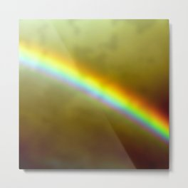 in rainbows Metal Print