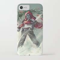 anarchy iPhone & iPod Cases featuring Anarchy by gravitybeams