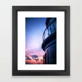 Up on Cape Hatteras Framed Art Print