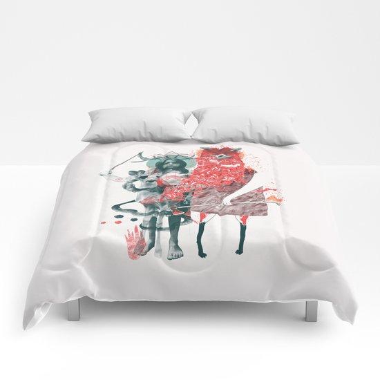 MÊLÉE Comforters