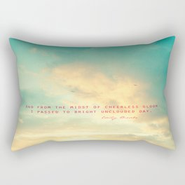 A Bright Day  Rectangular Pillow