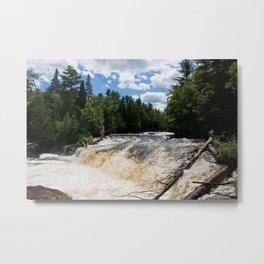 Tahquamenon Falls Metal Print