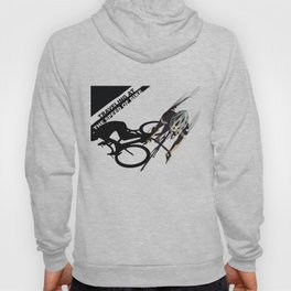 TRAVELING AT THE SPEED OF BIKE Hoody