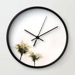Abbot Kinney Wall Clock
