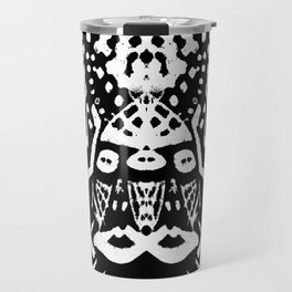 painting  remix art brut Travel Mug