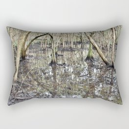 Secret Woods Rectangular Pillow
