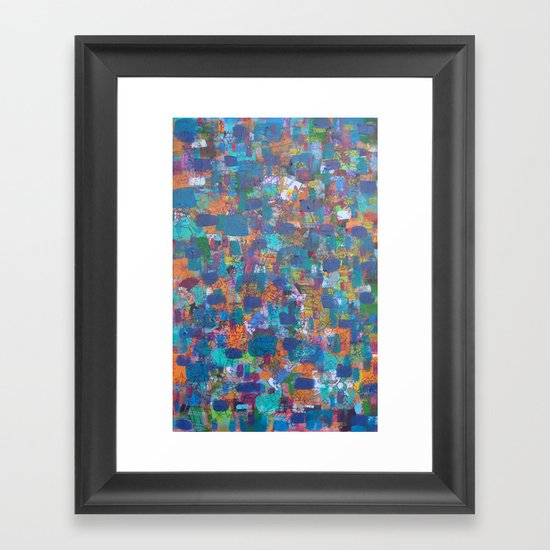 Viva La France 11 Framed Art Print
