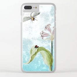 Timelessness Clear iPhone Case