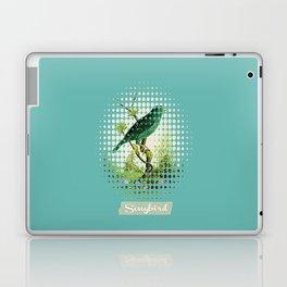 Songbird {Jade} Laptop & iPad Skin