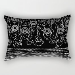 Rain of pearls Rectangular Pillow