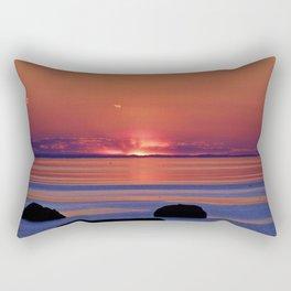 Just before Dark Rectangular Pillow
