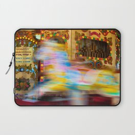 Carousel For Hire Laptop Sleeve
