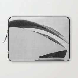 C A L A T R A V A | architect | City of Arts and Sciences Laptop Sleeve