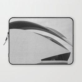 C A L A T R A V A | architect | City of Arts and Sciences Laptop Sleeve