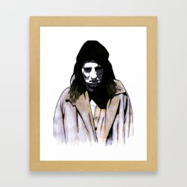 Street Schizo Framed Art Print