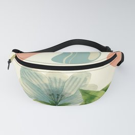 ABSTRACT SPRING Fanny Pack