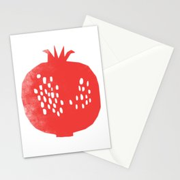 The king of fruits Stationery Cards