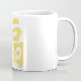 LUCK character Coffee Mug