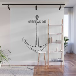 Hebrews 6:19 Wall Mural
