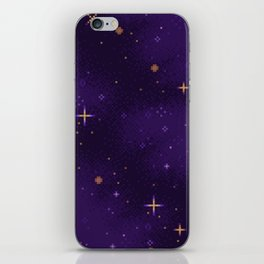 Halloween Galaxy iPhone Skin