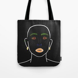 Fruity Judy Tote Bag