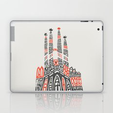 Sagrada Familia Laptop & iPad Skin