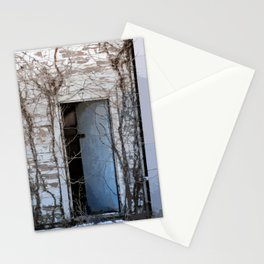 Blue Doorway Stationery Cards