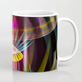 Alien sphere fractal fantasy Coffee Mug