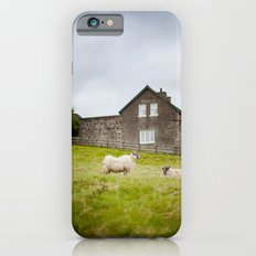 Sheep blown by the wind Slim Case iPhone 6s