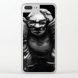Vagabond Clear iPhone Case