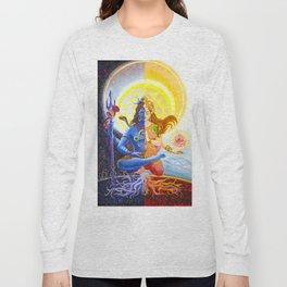 Shiva and Shakti Long Sleeve T-shirt