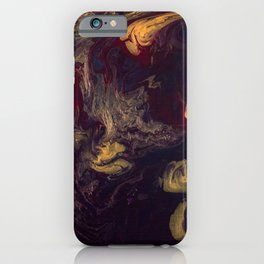 Depths of the Soul iPhone Case