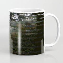 Divided In Fall (There Are No Picnics Here) Coffee Mug