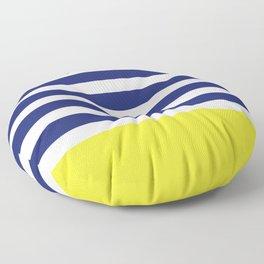 Nautical Neon Floor Pillow