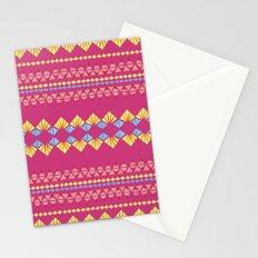 Aztec Geo Stationery Cards