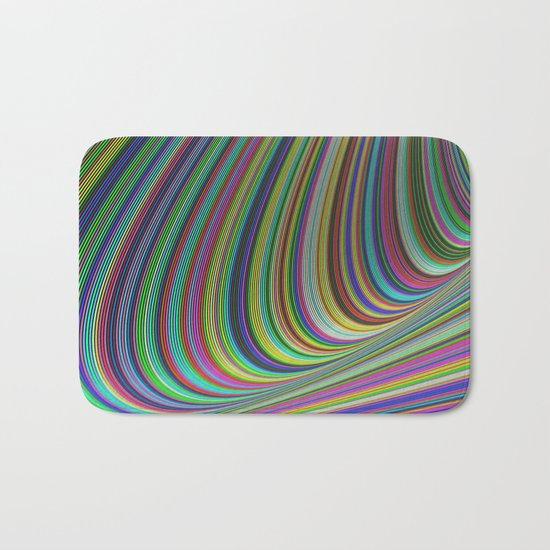 Illusion Bath Mat