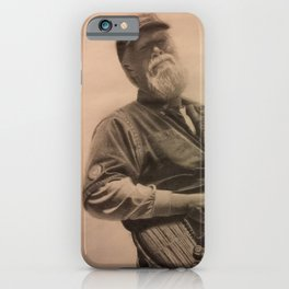 Jimmy Herring iPhone Case