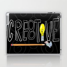 Cre8tive Butterfly Laptop & iPad Skin