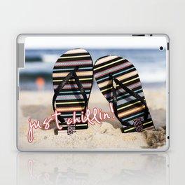 Flip Flop Thong Laptop & iPad Skin
