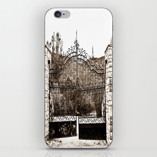 Old Gates iPhone & iPod Skin