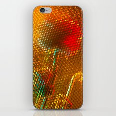 Floral Honeycomb Sunshine iPhone & iPod Skin