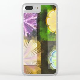 Feaster Truth Flower  ID:16165-131553-09981 Clear iPhone Case