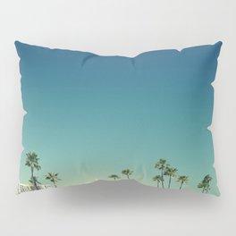 Summer Beach Blue Pillow Sham