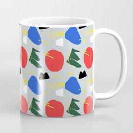 Primary Chunker Pattern Coffee Mug