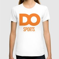 sports T-shirts featuring DO Sports by The Daily Orange
