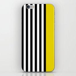 Liquorice allsorts, yellow iPhone Skin