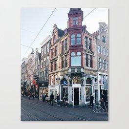 Street Corner II Canvas Print