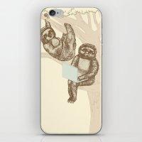 evolution iPhone & iPod Skins featuring Evolution by Mirisch