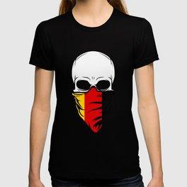 Germany Skull T Shirt - Germany T-shirt