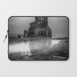 Gothic in Grey Laptop Sleeve